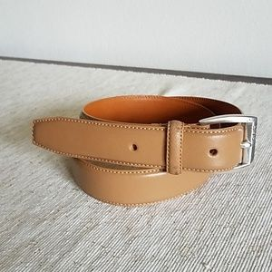 Lauren Ralph Lauren Tan Leather belt Sz M
